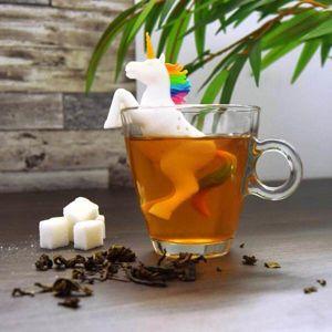 Čajové sitko jednorožec