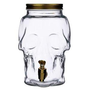Dávkovač nápojov lebka (3 litre)