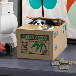 Detská pokladnička panda