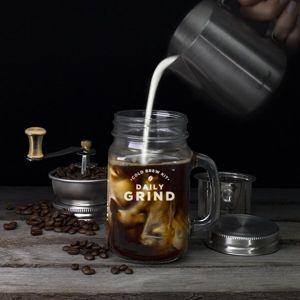 Kávová súprava na prípravu studenej kávy Daily Grind