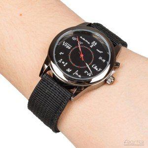 Matematické hodinky