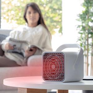 Mini prenosný elektrický ohrievač HeatCube 500W