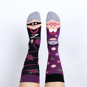 Ponožky super babka