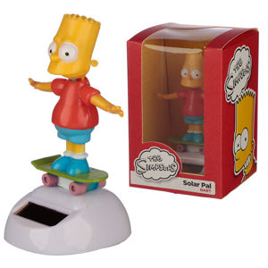 Solárny Bart Simpson