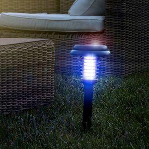 Solárny svetelný lapač hmyzu na záhradu SL-700